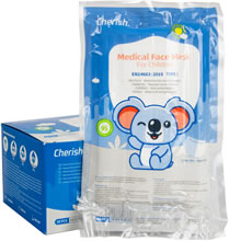 Cherish Medical Face Mask